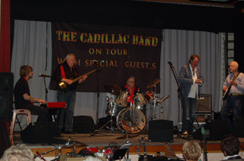 The Cadillac Band, 25 feb. 2012